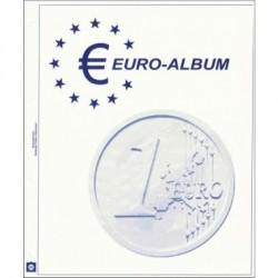 Hartberger S1 Euro supplement 2015 en 2017 met muntmeesterteken Nederland