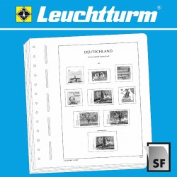 Leuchtturm SF inhoud België 2015 - 2017