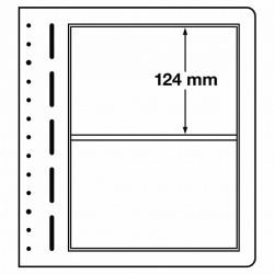 LB bladen 2 vaks (LB 2) 190X124mm 10 bladen