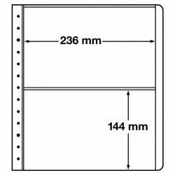 LB bladen 2 vaks (LB SH 2) 236X144mm 10 bladen