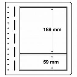 LB bladen 2 vaks (LB 2 MIX) 236X189mm, 190x59mm 10 bladen