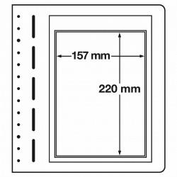 LB bladen 1 vak (LB 1 ETB) 157X220mm 10 bladen