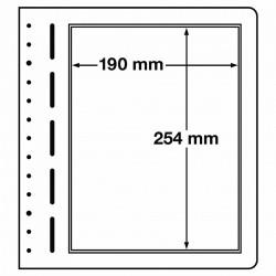 LB bladen 1 vak (LB 1) 190X254mm 10 bladen