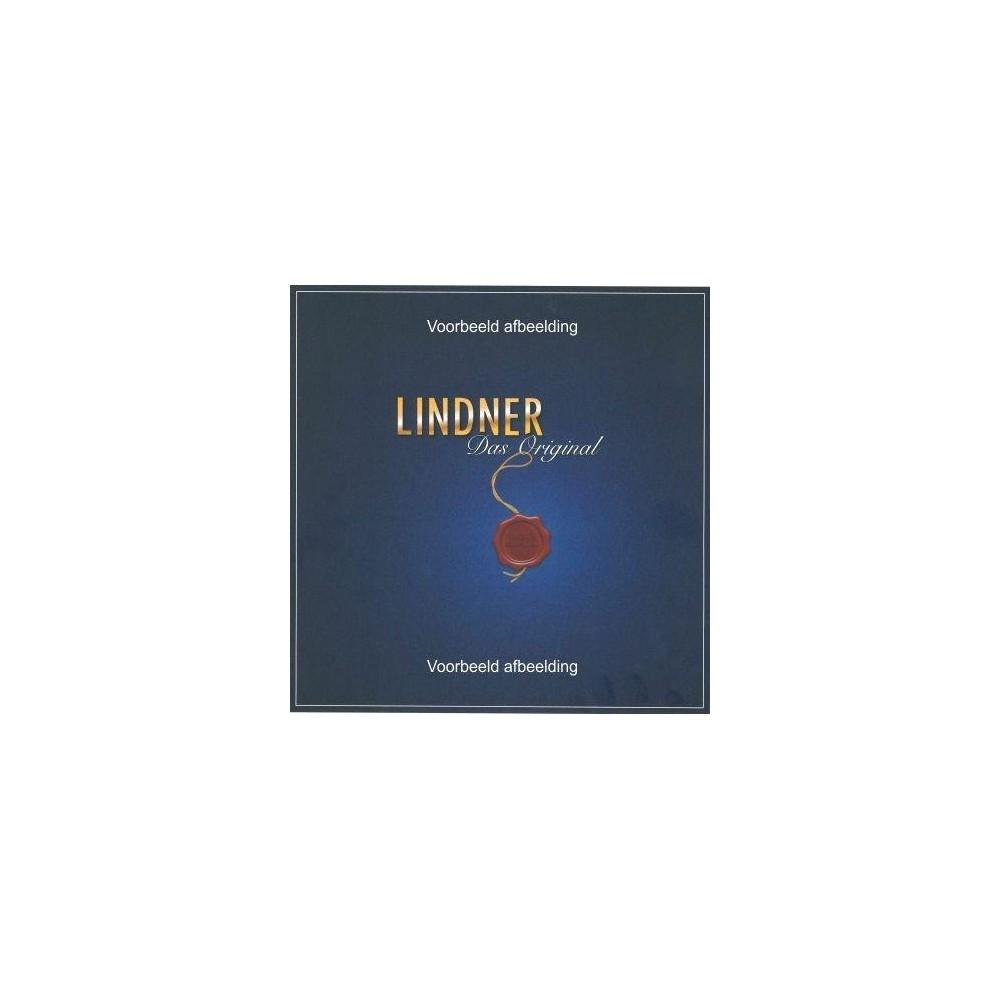 """Lindner luxe supplement Nederland 2017 """"postzegelboekjes"""""""