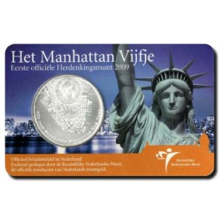 Nederland-Manhattan Vijfje