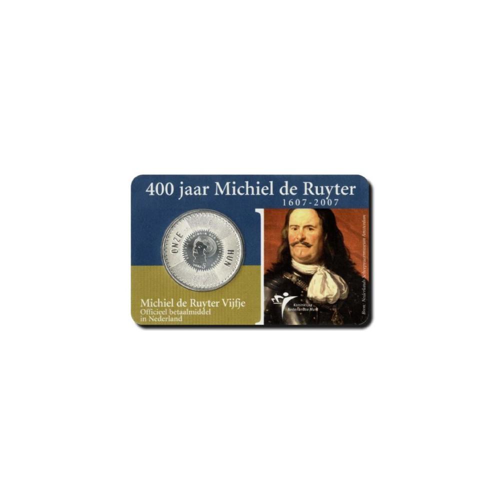 Michiel de Ruyter Vijfje