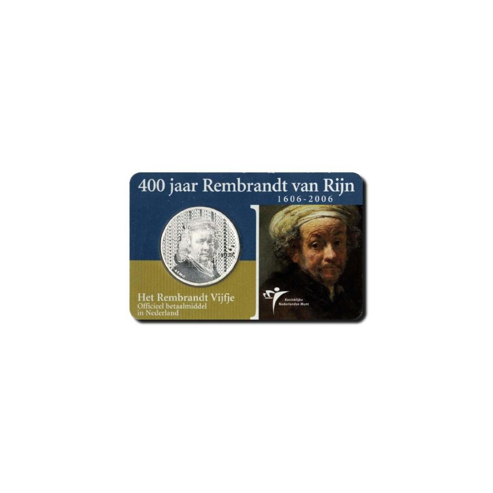 Rembrandt Vijfje