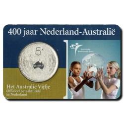 Nederland-Australië Vijfje