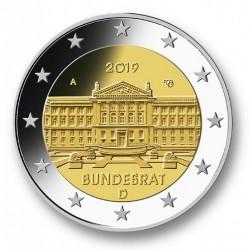 Duitsland 2 euro 2019 'Bundesrat'