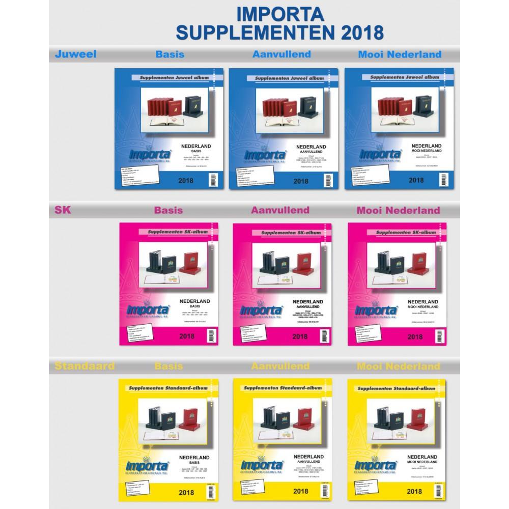 Importa Juweel supplement Nederland 2018 Mooi Nederland