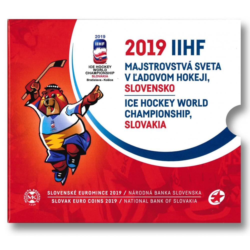 Slowakije BU-Set 2019 'WK IJshockey'