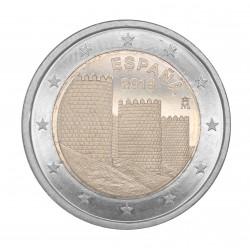 Spanje 2 euro 2019 'Avila'