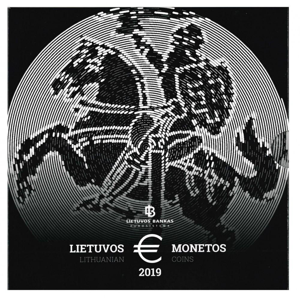 Litouwen BU-Set 2019