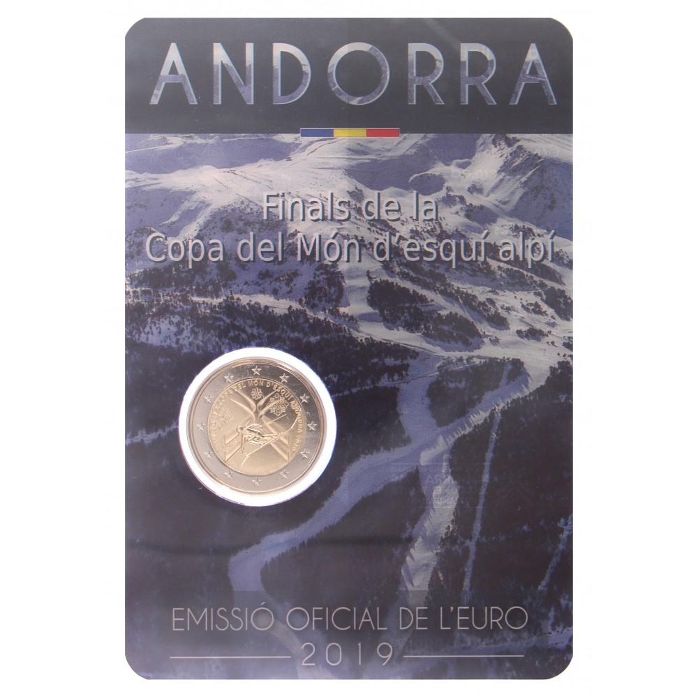 Andorra 2 euro 2019 'Wereldbekerfinales Alpineskiën'