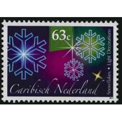 2011 Caribisch Nederland Decemberzegels 2011