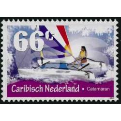 2012 Caribisch Nederland Zeilboten