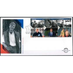 2017 Nederland FDC | Willem-Alexander 50