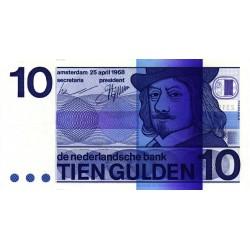 Nederland 10 Gulden 1968 'Frans Hals'