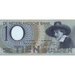 Nederland 10 Gulden 1943 I 'Staalmeester'