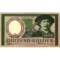 Nederland 1000 Gulden 1956 'Rembrandt'