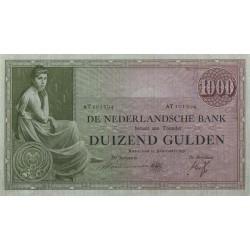 Nederland 1000 Gulden 1926 'Grietje Seel'