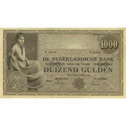 Nederland 1000 Gulden 1919 'Grietje Seel'