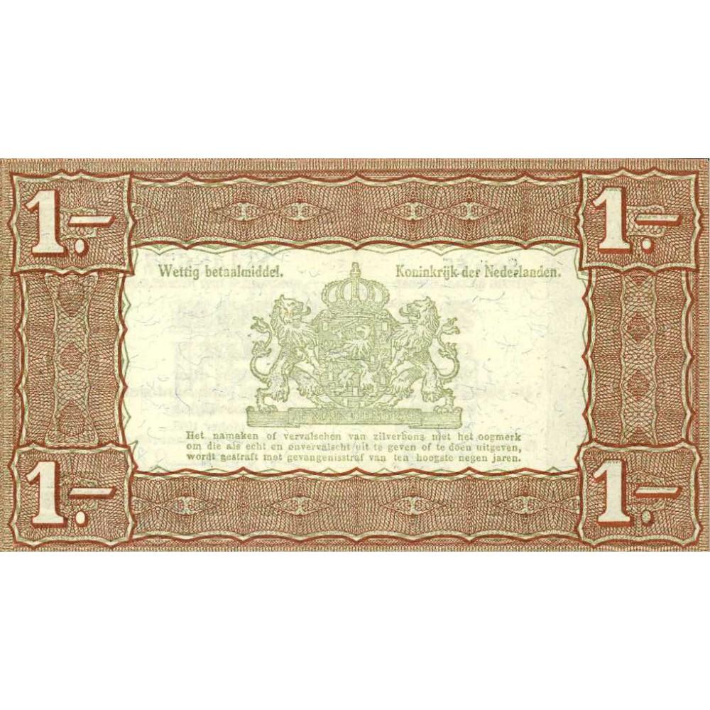 Nederland 1 Gulden 1938