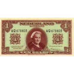 Nederland 1 Gulden 1945
