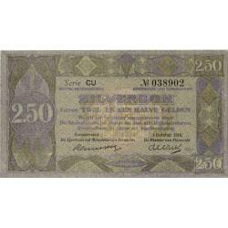 Nederland 2½ Gulden 1918