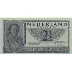 Nederland 2½ Gulden 1949 'Juliana'