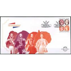 2016 Nederland FDC | Dag van de postzegel
