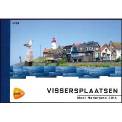 2016 Nederland prestigeboekje | Mooi Nederland vissersplaatsen