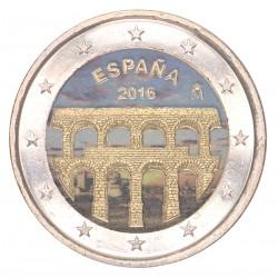 T3 Spanje 2016 - 2 euro 'Segovia'