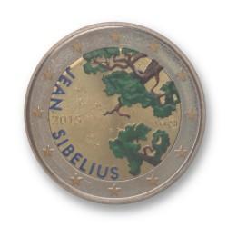 T3 Finland 2015 - 2 euro 'Jean Sibelius'