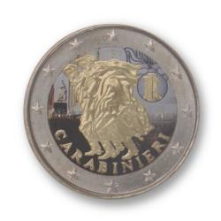 T2 Italië 2014 - 2 euro 'Carabinieri'
