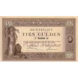 Nederland 10 Gulden 1894