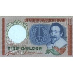 Nederland 10 Gulden 1953 I 'Hugo de Groot'