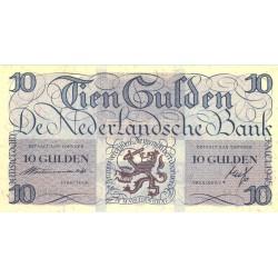 Nederland 10 Gulden 1945 I 'Lieftincktientje'