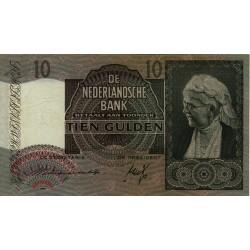 Nederland 10 Gulden 1940 I 'Emma'