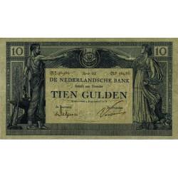 Nederland 10 Gulden 1904 'Arbeid en Welvaart'