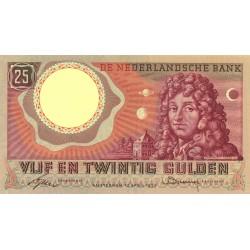Nederland 25 Gulden 1955 'Huygens'