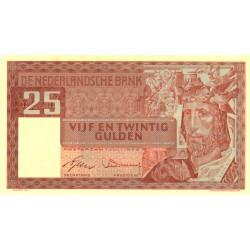 Nederland 25 Gulden 1949 'Salomo'