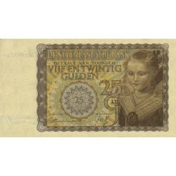 Nederland 25 Gulden 1940 'Prinsesje'
