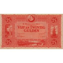 Nederland 25 Gulden 1929 'Willem van Oranje'