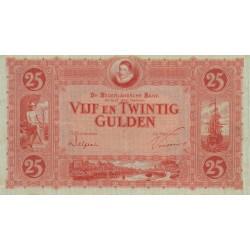 Nederland 25 Gulden 1921 'Willem van Oranje'