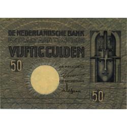 Nederland 50 Gulden 1929 'Minerva'