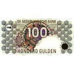 Nederland 100 Gulden 1992 'Steenuil'