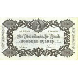 Nederland 100 Gulden 1860