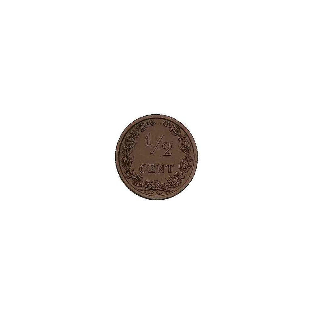 Koninkrijksmunten Nederland ½ cent 1903