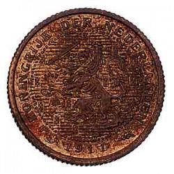 Koninkrijksmunten Nederland ½ cent 1911